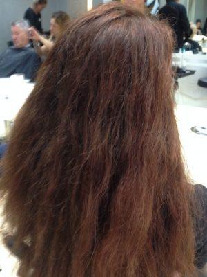 Brazilian Keratin Haarglättung Face And Hair München Schwabing Ihr
